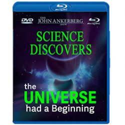 Science Discovers the Universe had a Beginning-0