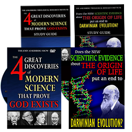 The 4 Great Discoveries of Modern Science that Prove God Exists - Package-0