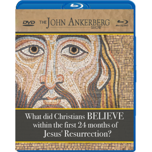 What Did Christians Believe Within the First 24 Months of the Resurrection? DVD cover