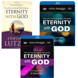 How You Can Be Sure You Will Spend Eternity with God - Package