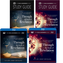 Through the Book of Revelation with Dr. Jimmy DeYoung - Package Offer