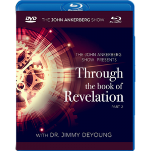 Through the Book of Revelation with Dr. Jimmy DeYoung - Part 2 - DVD/Blu-ray Series
