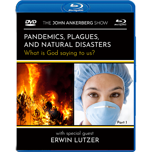 Pandemic, Plagues, and Natural Disasters: What is God Saying to Us? - Part 1 DVD/Bluray