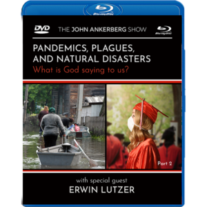 Pandemic, Plagues, and Natural Disasters: What is God Saying to Us? - Part 2 DVD/Bluray