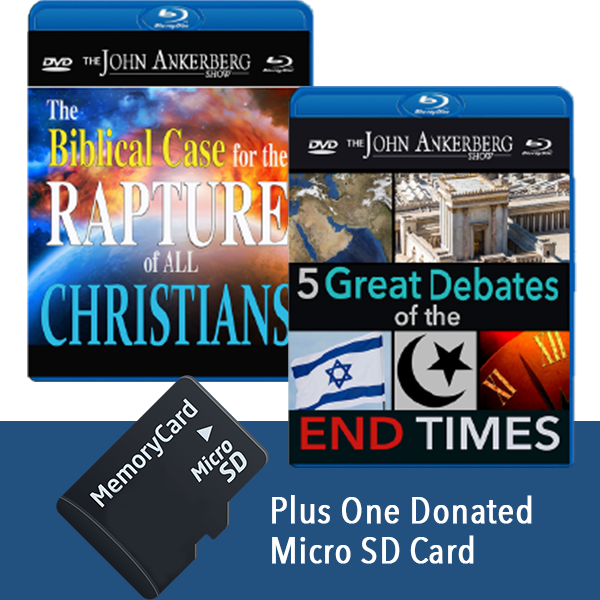 The Biblical Case for the Rapture of all Christians - 2021 Package