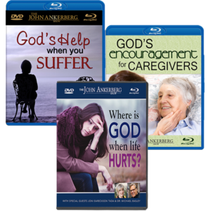 Where is God When Life Hurts? – M4V Download Package Offer