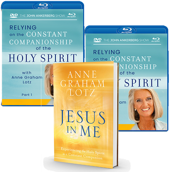 Relying on The Constant Companionship of The Holy Spirit - Package Offer