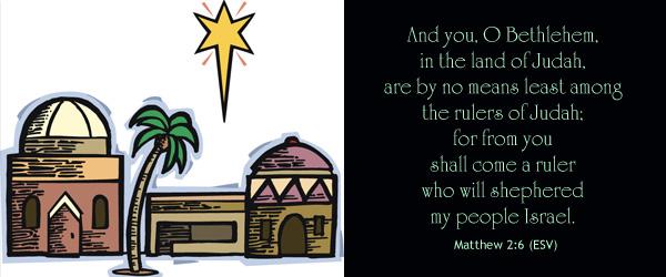 Video Advent Calendar - December 15: Was Jesus born in