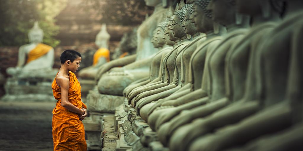 Buddhism and Jesus Christ
