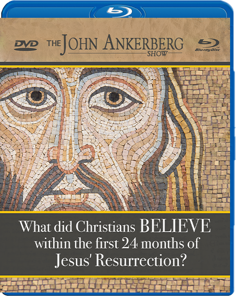 What did Christians Believe within the first 24 Months of Jesus' Resurrection? DVD cover