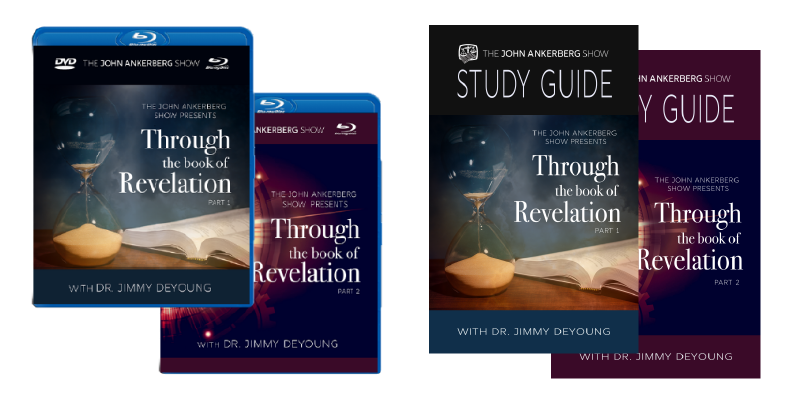 Through the Book of Revelation DVDs and Study Guides-01