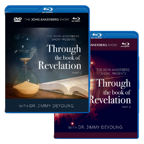 through the book of revelation part 1 and 2 dvd-01