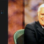 Ravi Zacharias on JA Show Set