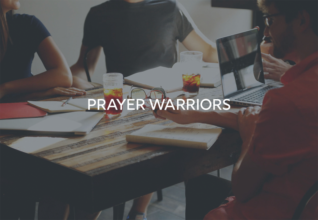 Join Our Prayer Warriors