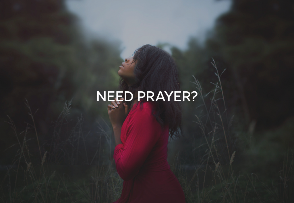 Need Prayer_