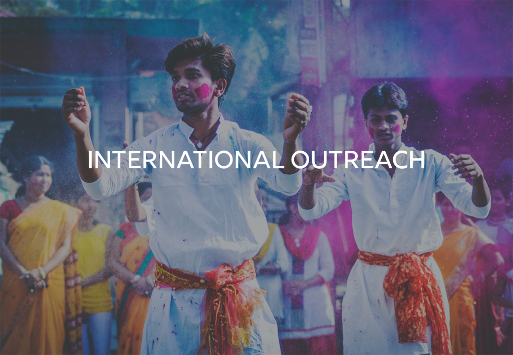 Partner With Our International Outreach