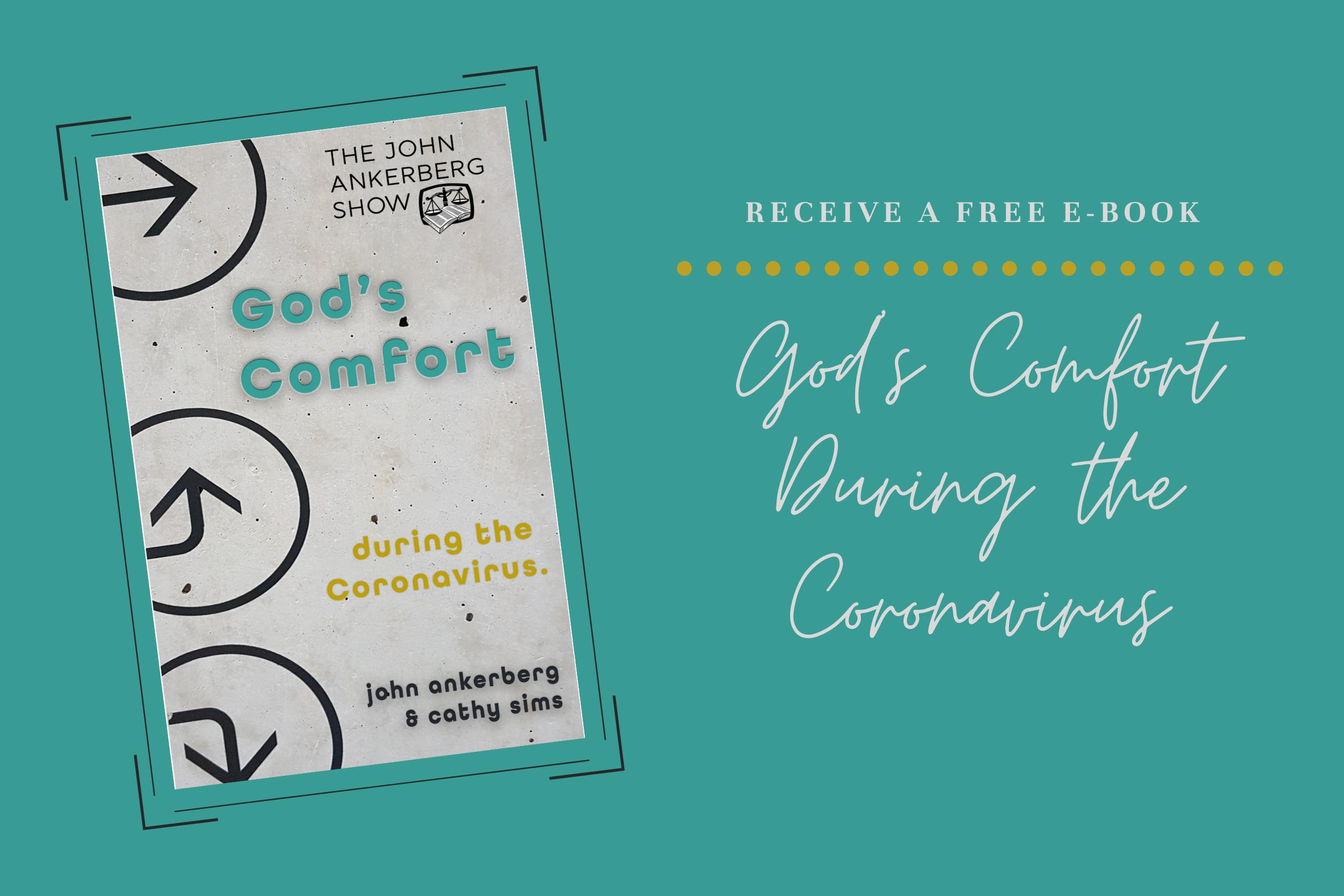 God's Comfort During the Coronavirus (3)