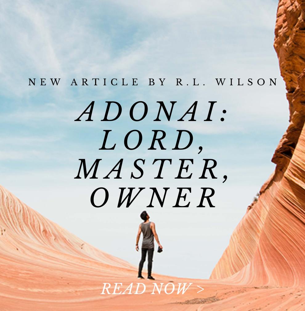 AdonaiLord, Master, Owner